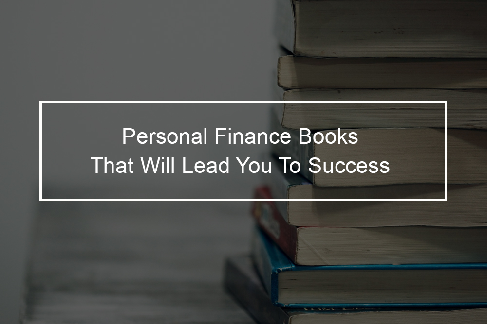 Money Books: Best Personal Finance Books Of All Time