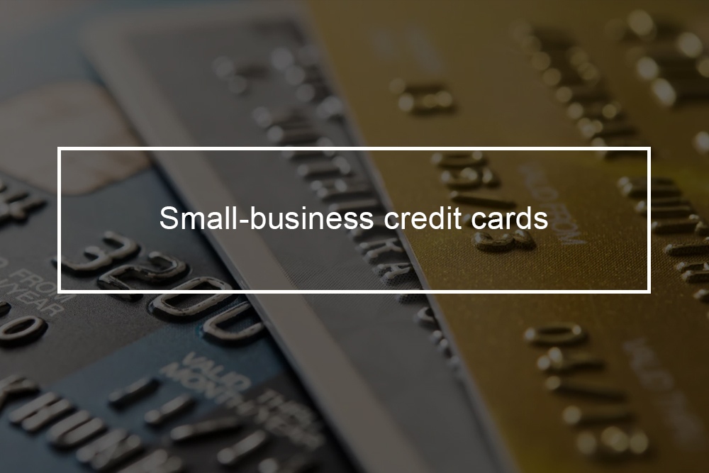 Best credit cards for small business