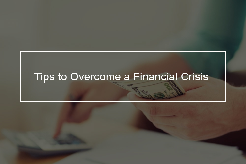 Ways to Prepare for a Personal Financial Crisis