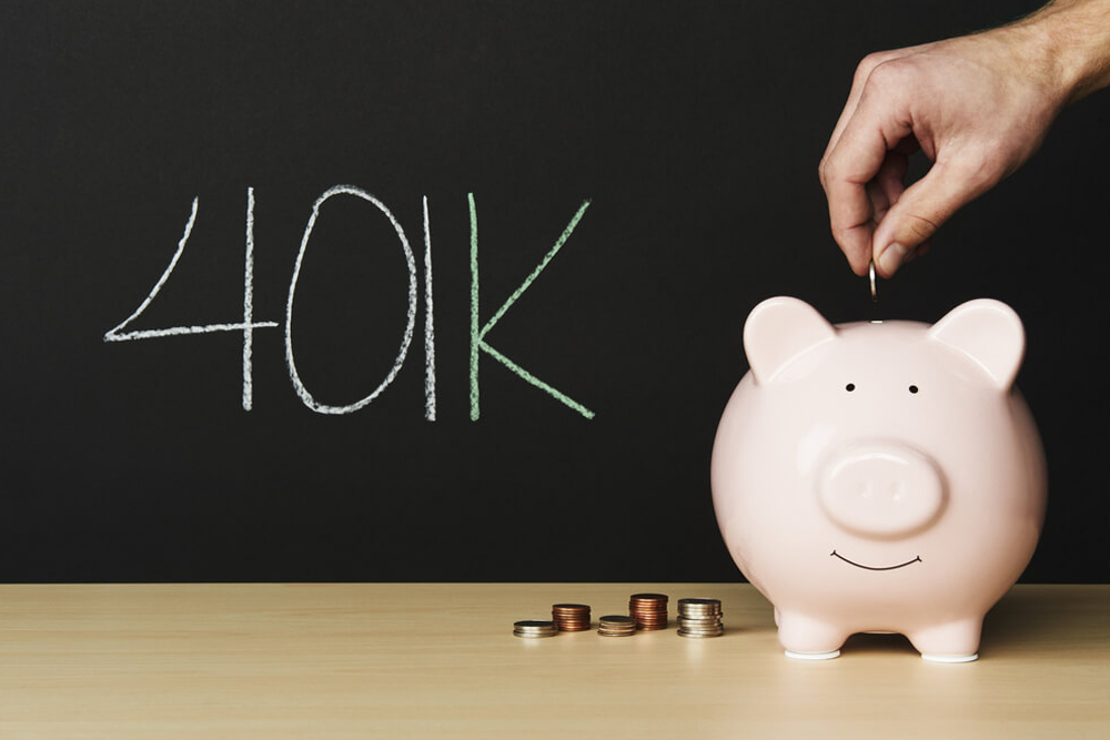 How much should you put aside for retirement in a 401(k) plan?