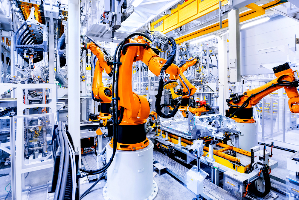 How robots and automation affects jobs?