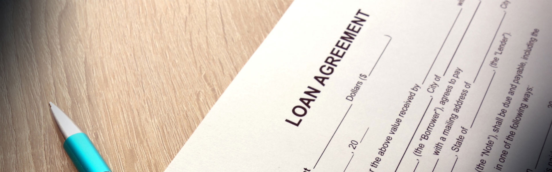 Personal Loans VS. Mortgage Agreements