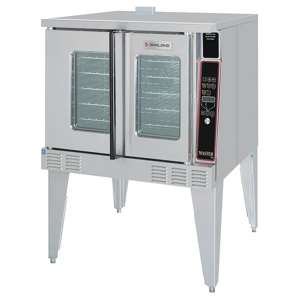 Garland MCO-GS-10-ESS convection oven features
